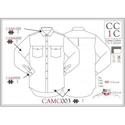 Camisa CAMC003