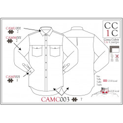 Chemise CAMC003