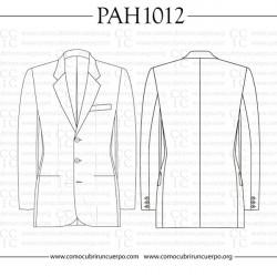 Jacket PAH1012